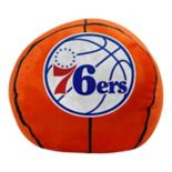 Philadelphia 76ers Basketball Pillow
