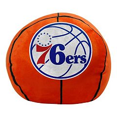 Philadelphia 76ers Basketball Pillow