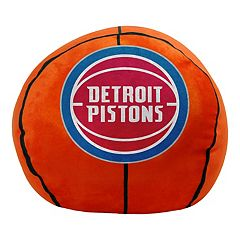 Detroit Pistons Basketball Pillow