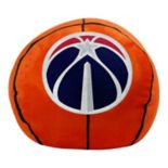 Washington Wizards Basketball Pillow