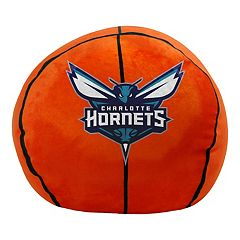 Charlotte Hornets Basketball Pillow