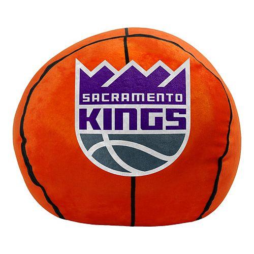 Sacramento Kings Basketball Pillow
