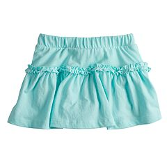 Baby Girl Jumping Beans® Ruffled Skort