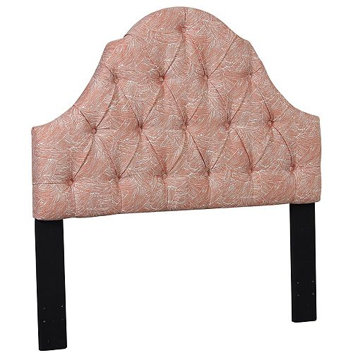Pulaski Curved Upholstered Headboard