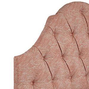 Pulaski Curved Upholstered Headboard