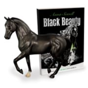 Breyer Classics Black Beauty Horse & Book Set