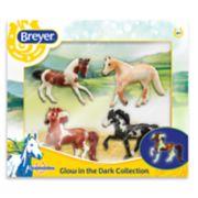 Breyer Stablemates Glow in the Dark 4-Piece Set