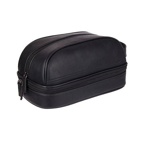 Men's Dockers® Bottom-Zip Travel Kit