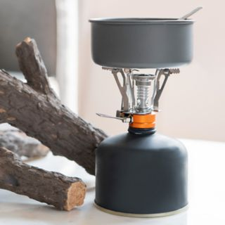 Packin' Heat? Mini Camping Stove by Protocol