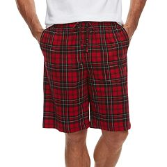 Men's Croft & Barrow® Patterned Sleep Shorts