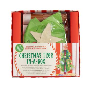 Kohl's Cares Build A Christmas Tree Kit