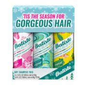 Batiste 3-Pack Mini Dry Shampoo