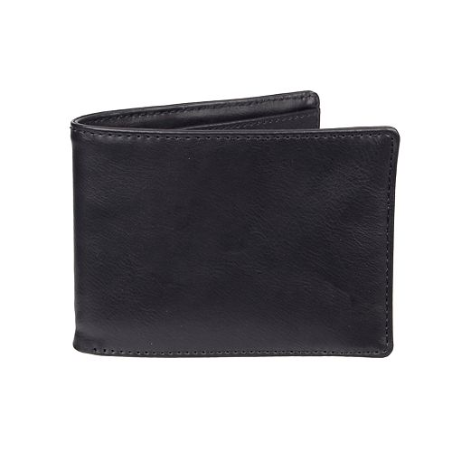 Men's Exact Fit RFID Stretch Pocketmate Wallet with Money Clip