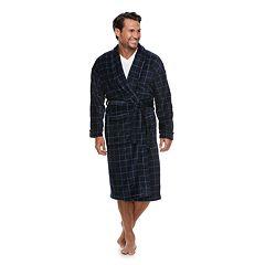 Men's Croft & Barrow® Plush Robe