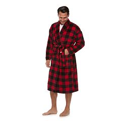 Men's Croft & Barrow® Plush Robe