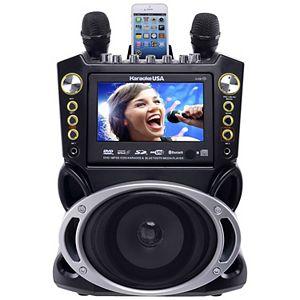 Karaoke USA GF844 Complete Bluetooth Karaoke System