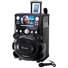 Karaoke USA GP978 Complete Professional Bluetooth Karaoke System