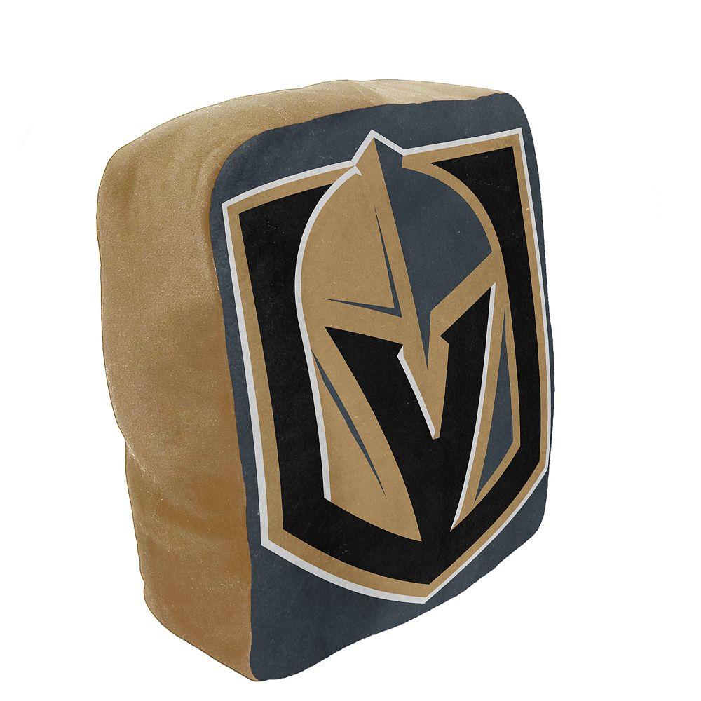 Vegas Golden Knights Logo Travel Pillow