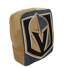 Vegas Golden Knights Logo Travel Pillow