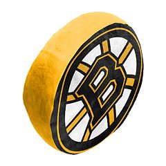 Boston Bruins Logo Travel Pillow