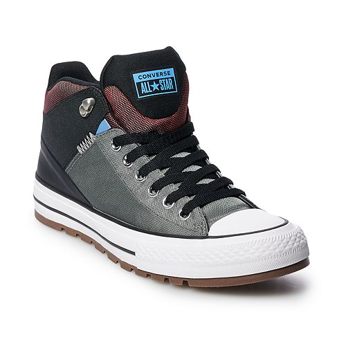 5a1f8d02f14 Men s Converse Chuck Taylor All Star Street Boot Hi Sneakers