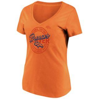 Women's Denver Broncos Break Free Tee