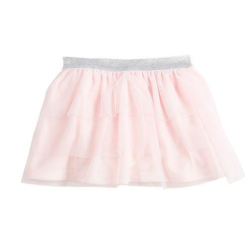 Baby Girl Jumping Beans® Tutu Skort