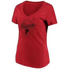 Women's Atlanta Falcons Break Free Tee