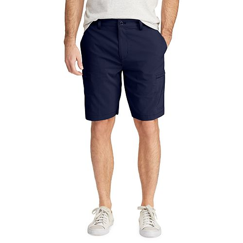 Big & Tall Chaps Classic-Fit Stretch Performance Cargo Shorts