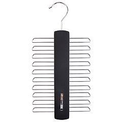Men's Closet Organizer Belt & Tie Hanger