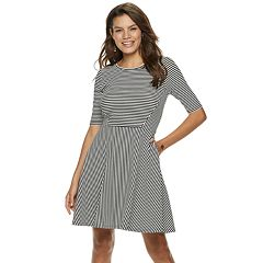 Women s Apt. 9® Fit   Flare Dress a537d3222c7f5