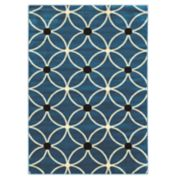 Linon Claremont Cylinder Geometric Rug