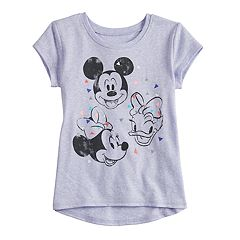 Disney's Mickey Mouse, Minnie Mouse & Daisy Duck Toddler Girl Short-Sleeve Graphic Tee by Jumping Beans®