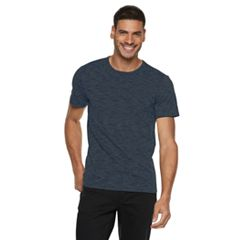 Men's Marc Anthony Short Sleeve Streaky Crew Tee