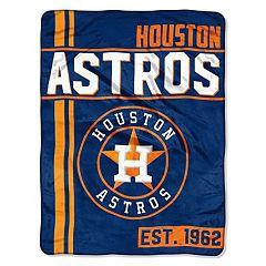 Houston Astros Raschel Throw by Northwest