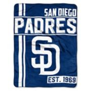 San Diego Padres Raschel Throw by Northwest