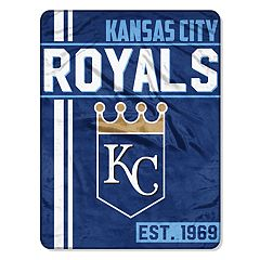 Kansas City Royals Raschel Throw by Northwest