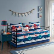 Mi Zone Kids Under The Sea 6-piece Daybed Cover Set