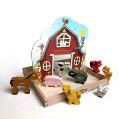 BeginAgain Sounds Around The Farm Story Box