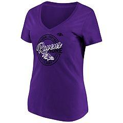 Women's Baltimore Ravens Break Free Tee