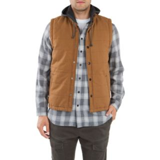 Men's Unionbay Cameron Canvas Quilted Vest