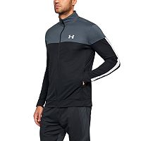Under Armour Mens Sportstyle Pique Full-Zip Jacket Deals