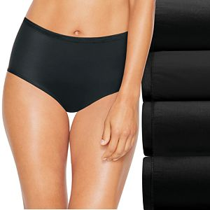 96b4e97d8fb7 Women's Hanes 4-Pack Ultimate Breathable Comfort Ultra Light Briefs 40ULBF.  (5). Sale