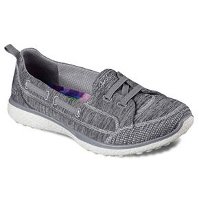 Skechers Microburst Flat Gore Women's Shoes
