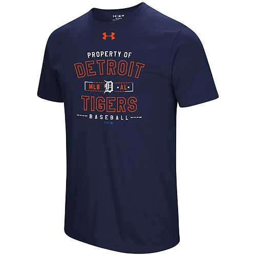 Men's Under Armour Detroit Tigers Crushed It Tee