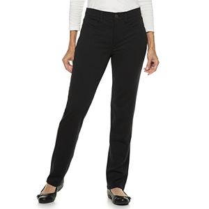751913a7387ec Women s Lee Relaxed Fit Straight-Leg Pants