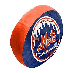 New York Mets Cloud Throw Pillow by Northwest