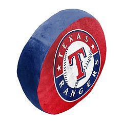 Texas Rangers Cloud Throw Pillow by Northwest