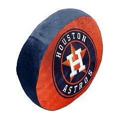 Houston Astros Cloud Throw Pillow by Northwest