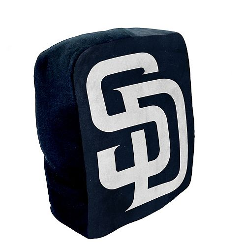 San Diego Padres Cloud Throw Pillow by Northwest